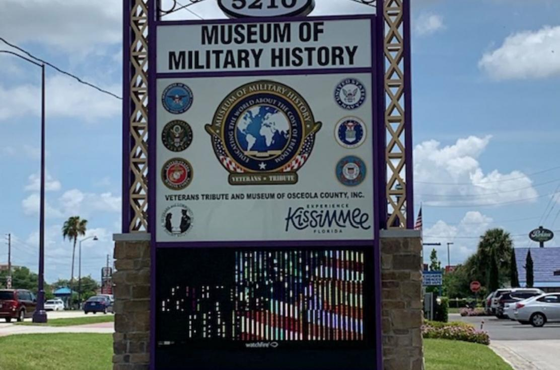 Welcome to the Museum of Military History