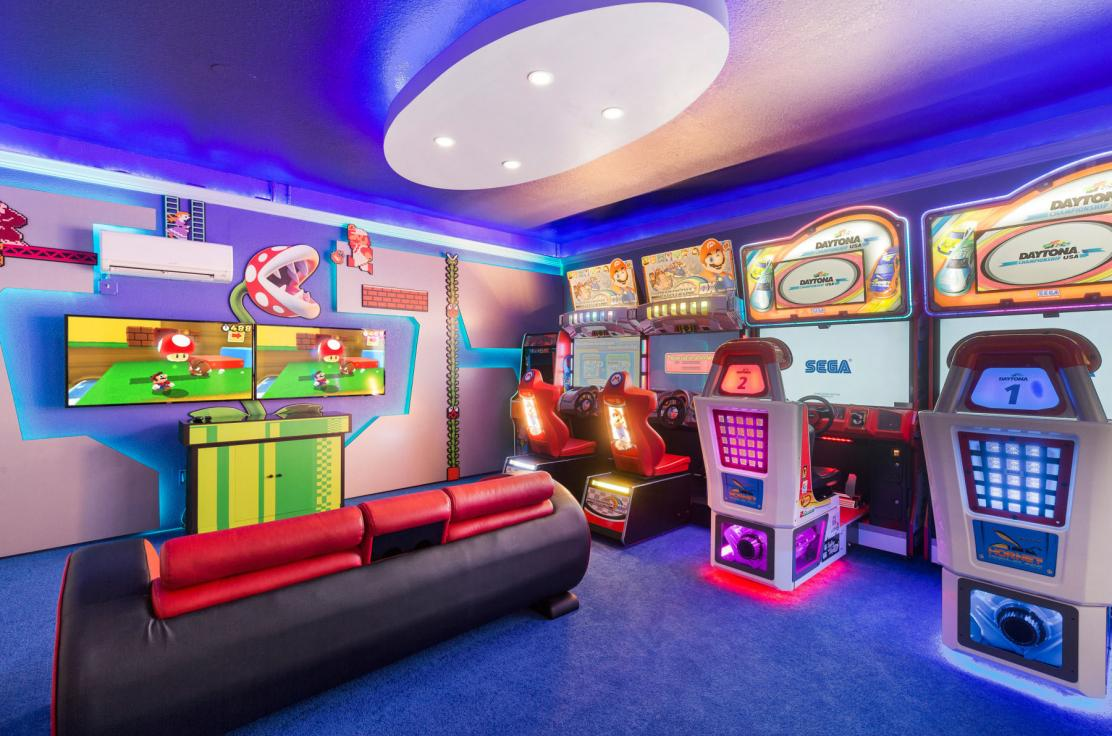 Magical Game Room