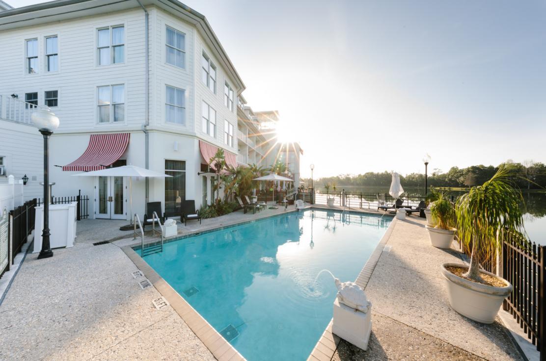 Bohemian Hotel Celebration Pool