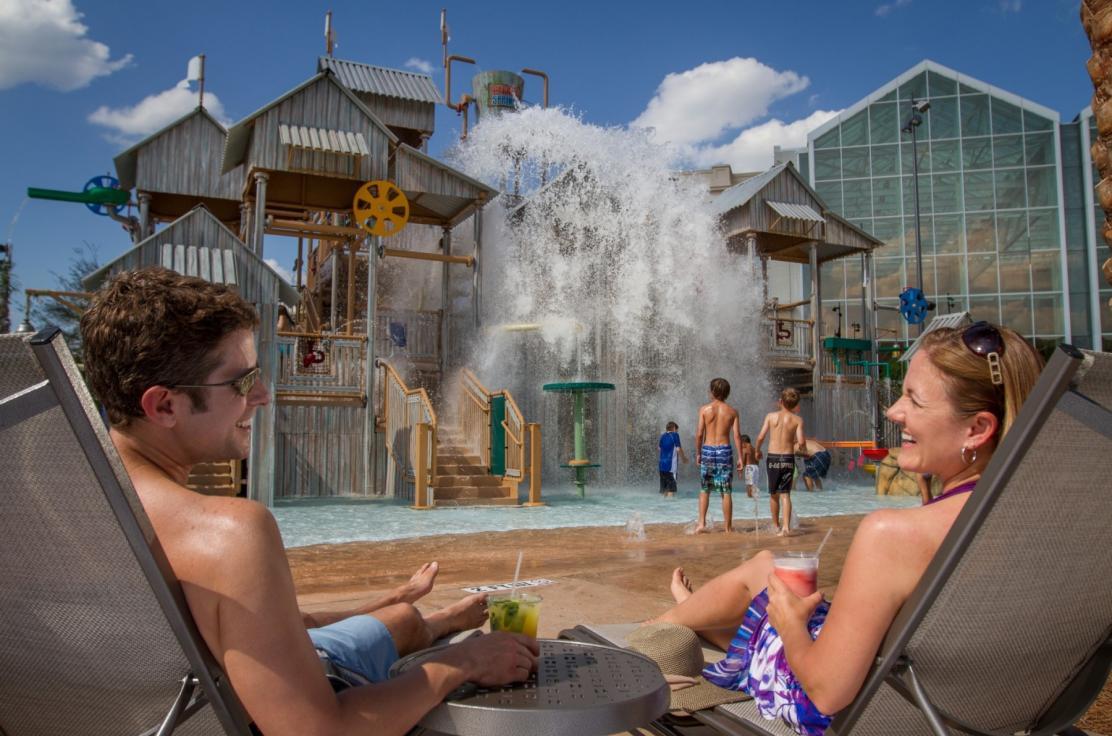 Cypress Springs Water Park