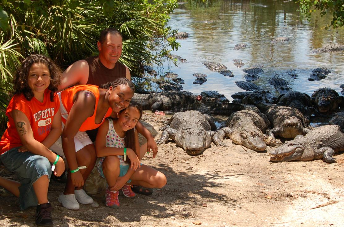 Adventure Hour at Gatorland