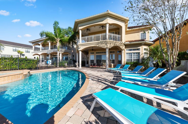 Legends Villa
