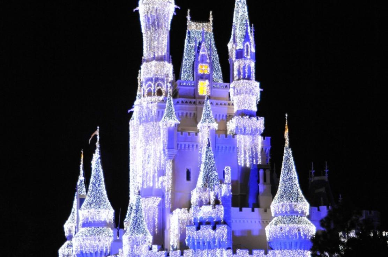 Minutes to Disney!