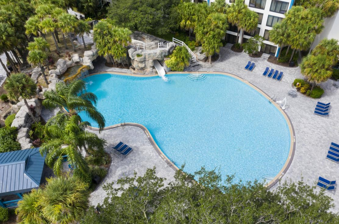 Grand Orlando Resort Cascade Pool