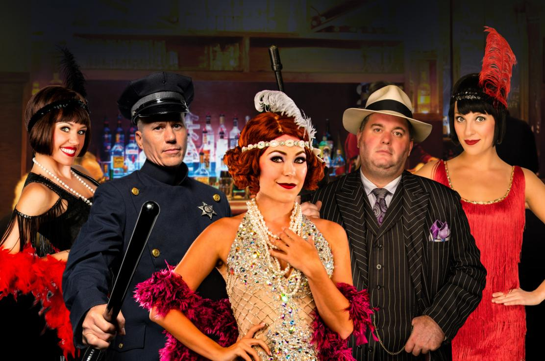 Be Whelmed at Capone's Dinner & Show