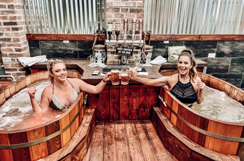 Beer Spa Room A&H