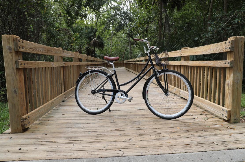 Bike on Path