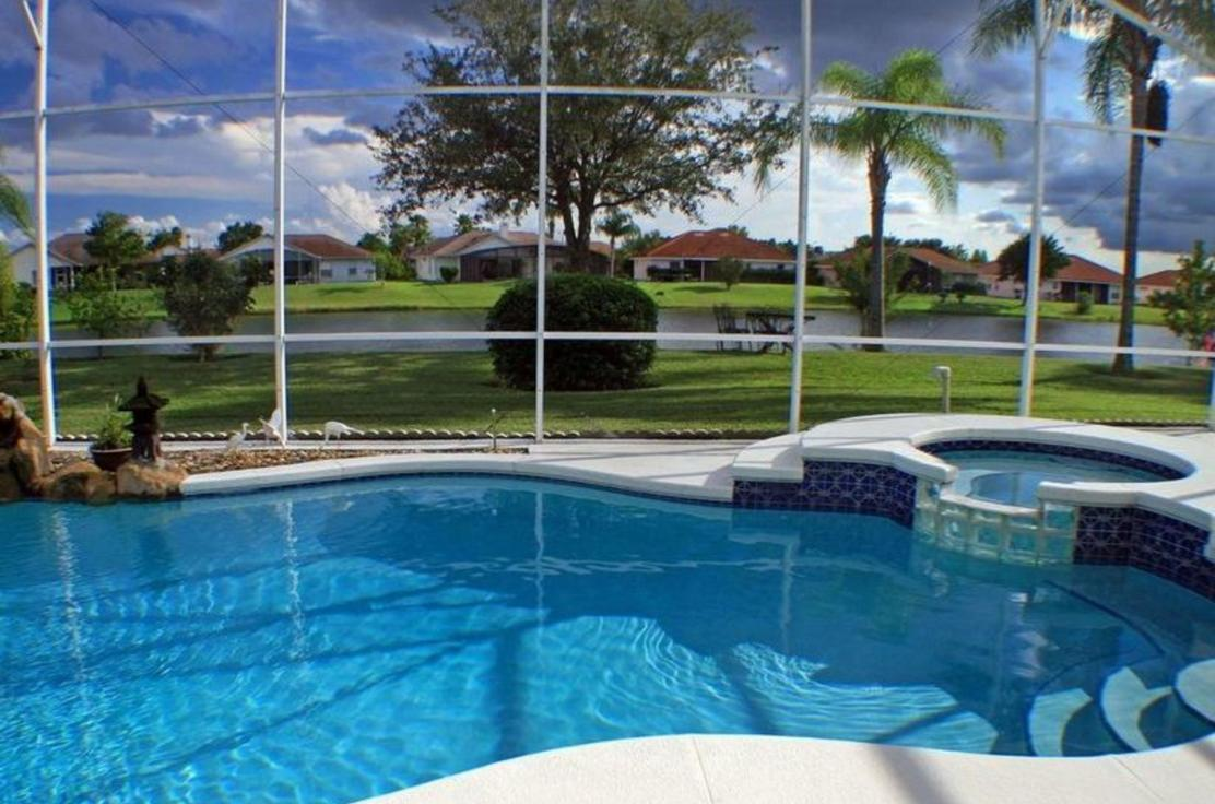 Vacation home rentals experience kissimmee for Florida pool homes