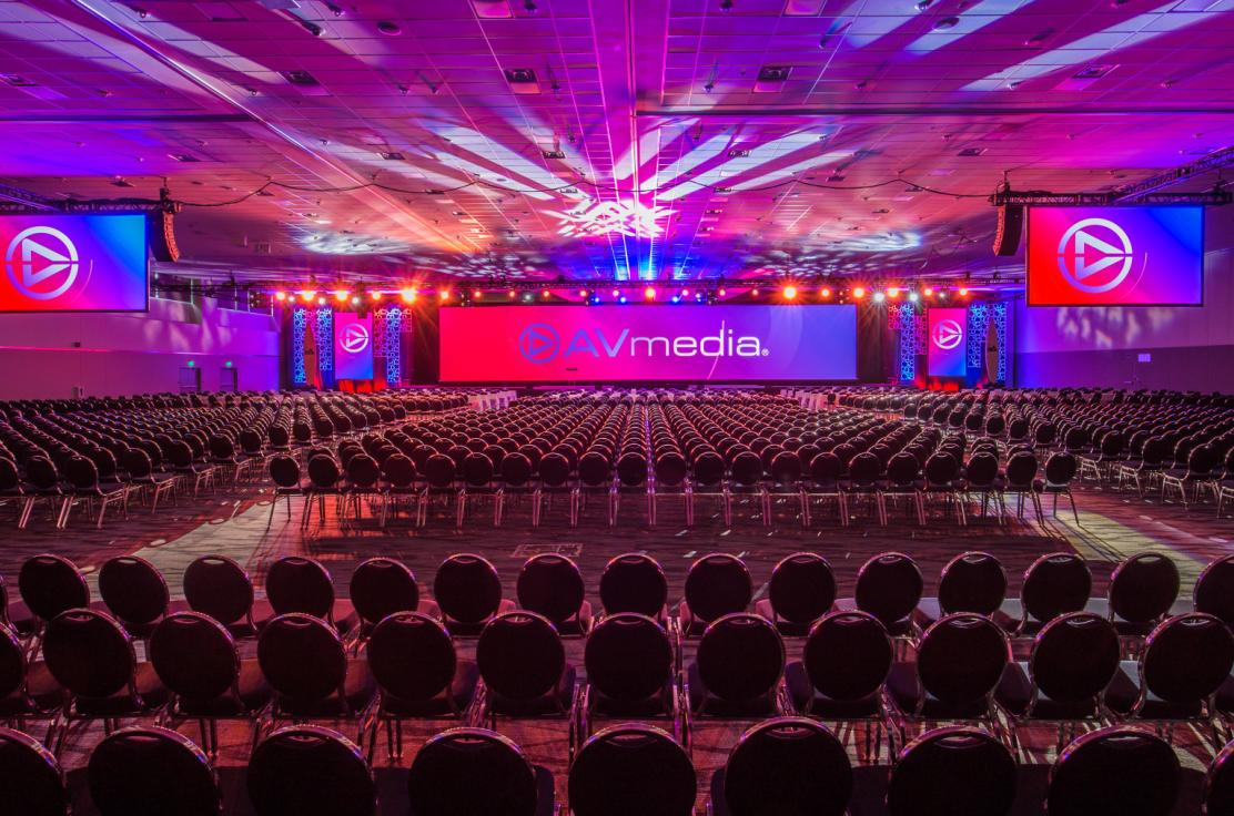 AVmedia continues to be the partner of choice for organizations desiring creative and technical event production partners. We own and operate our equipment and thoroughly understand the technology involved, enabling AVmedia to deliver superior value to ou