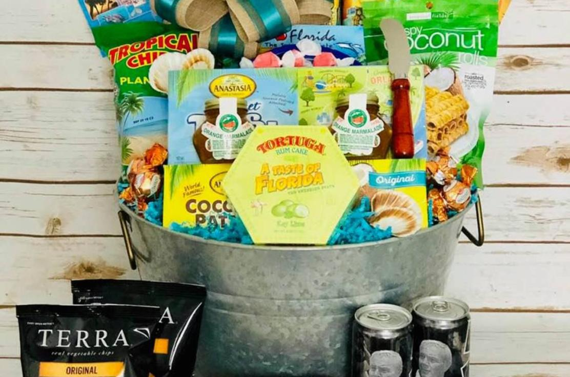 Welcome to Florida! By Cielo Gift Baskets