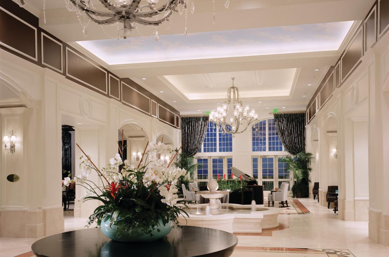 Interior Grande Lobby