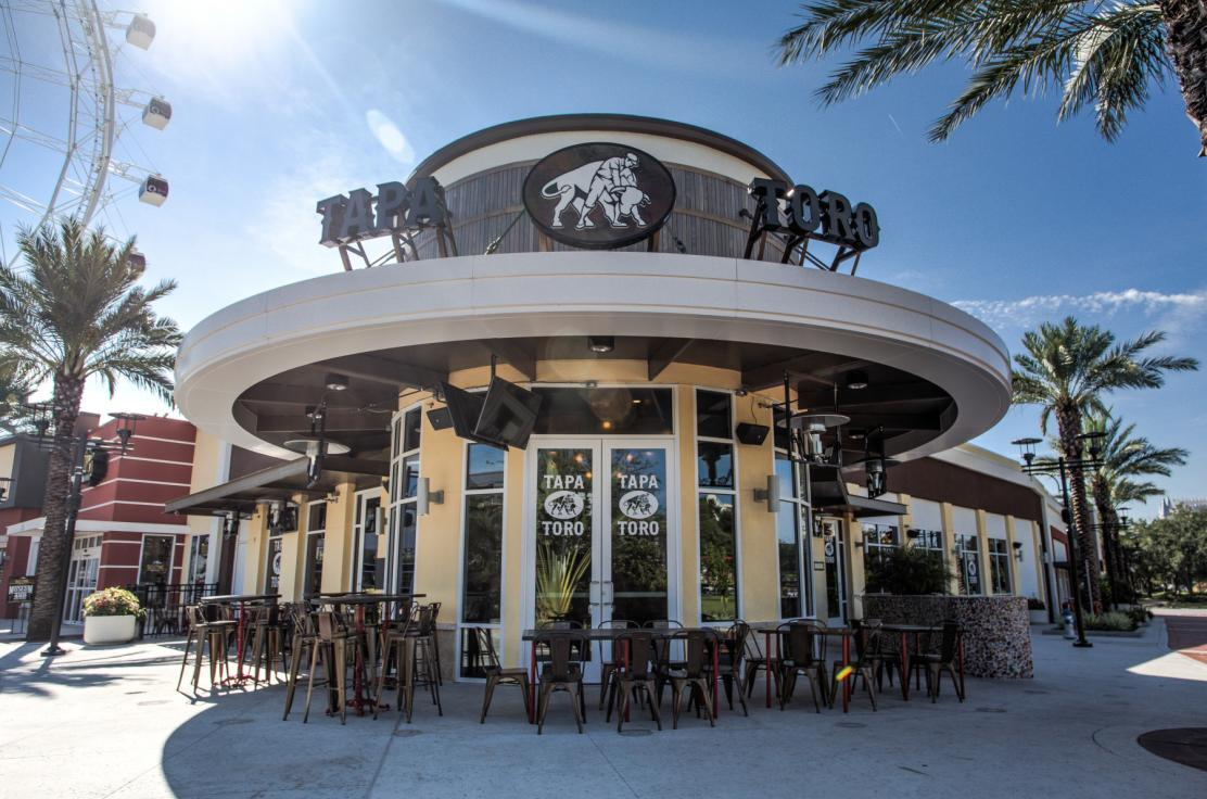 Enjoy the Orlando weather on our patio!