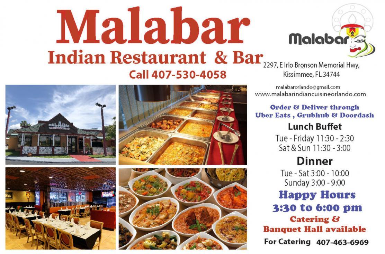 Malabar Indian Restaurant and Bar