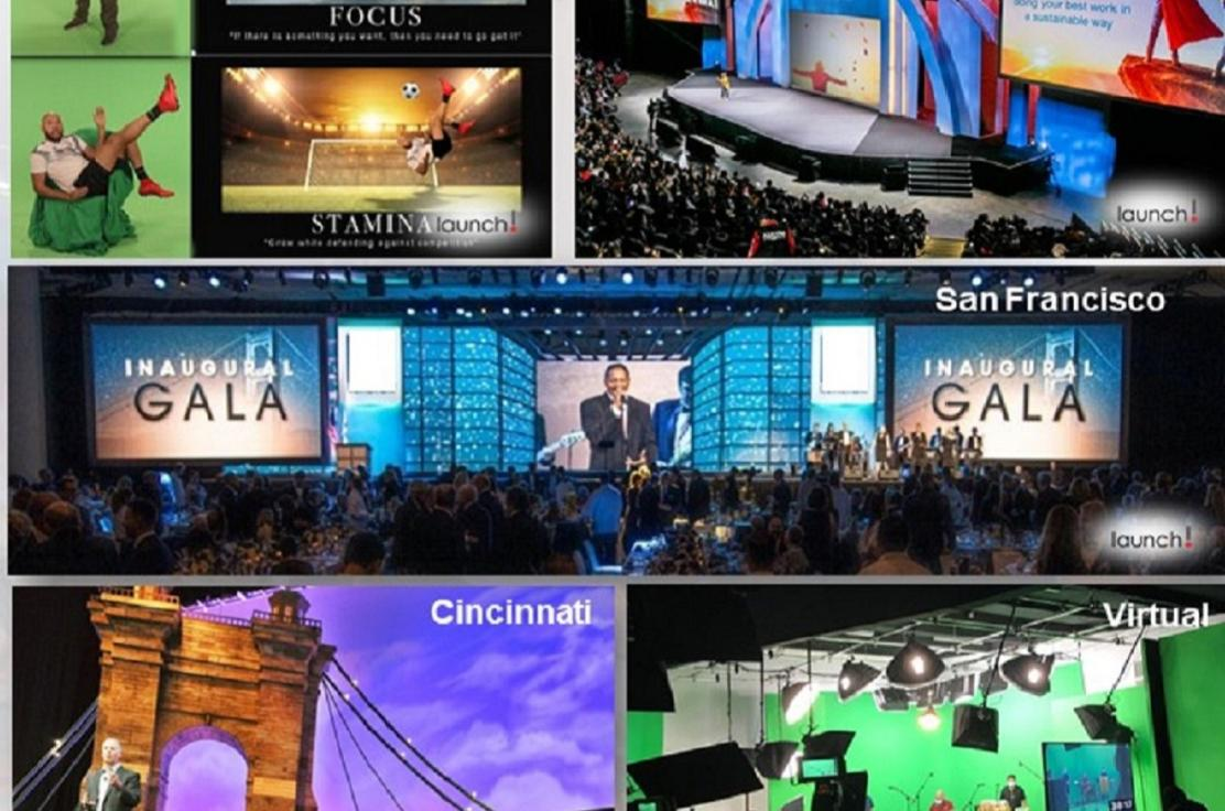 From conception to completion, under one roof, we are a full-service team. This includes your production services, creative development branding and messaging, project management, labor, motion graphics digital media for PowerPoint or Keynote, full video
