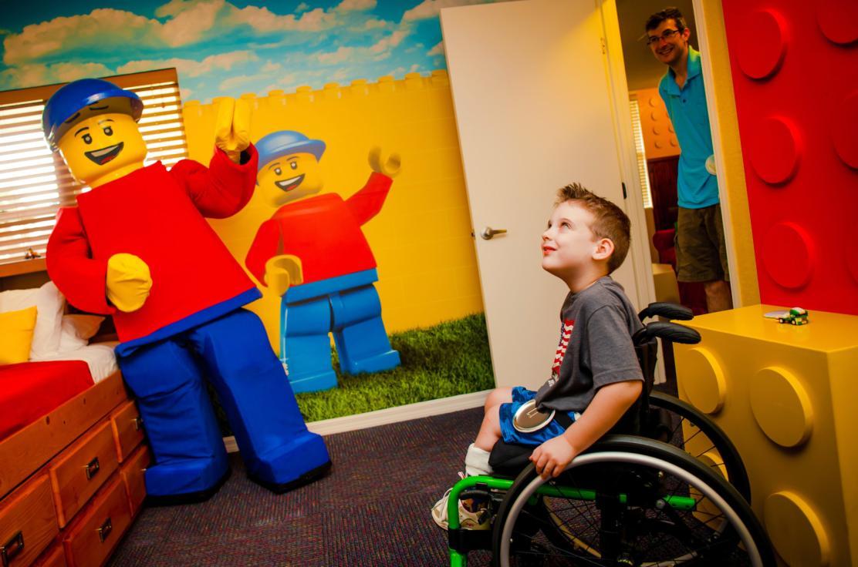 Tucker, Age 5, Spina Bifida