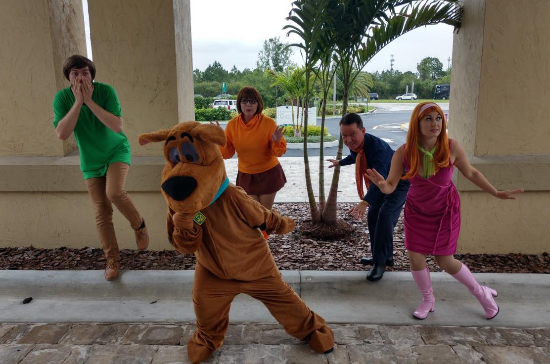 Scooby Scavenger Hunt