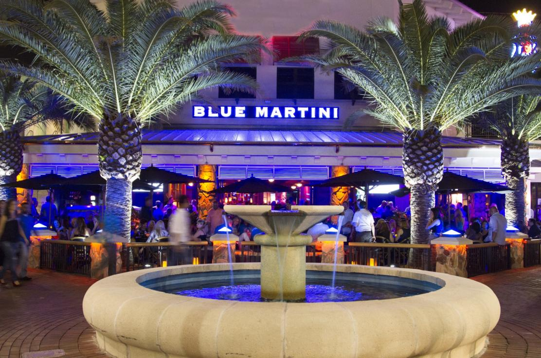Blue Martini Pointe Orlando Patio