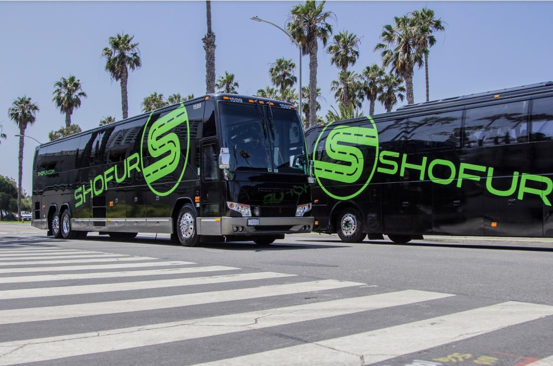 Shofur's bus transportation