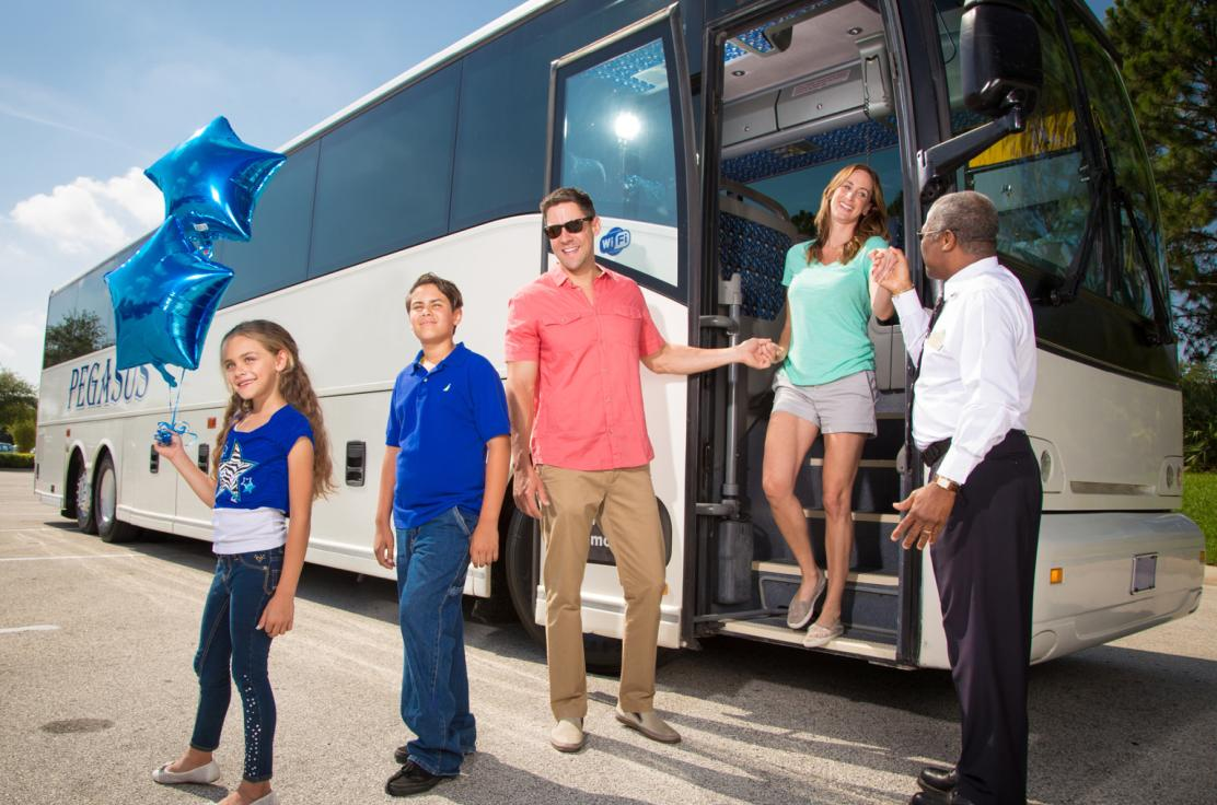 Florida's Largest Fleet of 61 Seat Passenger Buses