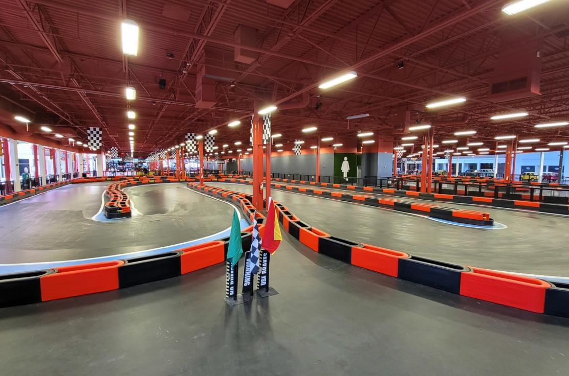 Dezerland Park features two, state-of-the-art karting tracks, including Florida's Longest Indoor Karting Track with Pro race karts that reach up to 40mph.