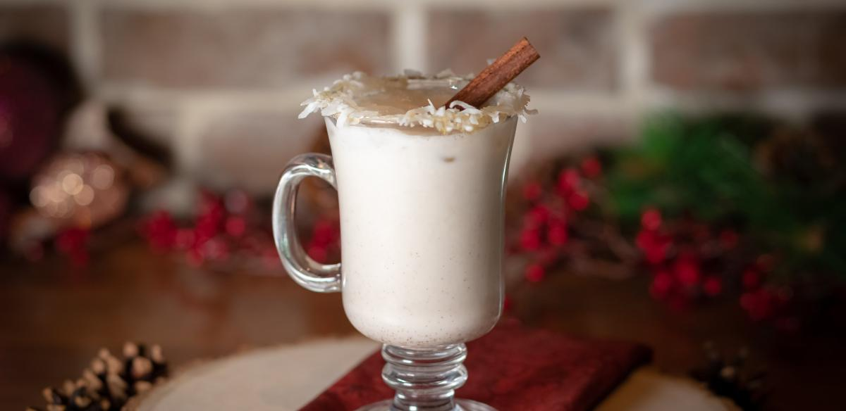 Santa's Little Helper cocktail