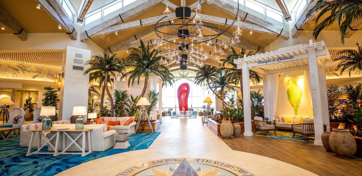 Margaritaville Orlando Interiors