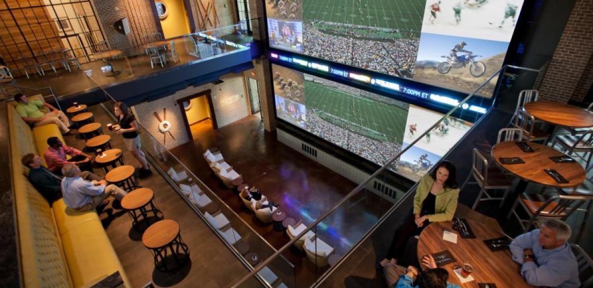 Wrecker's Sports Bar